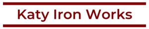 Katy Iron Works Logo