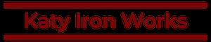 Katy Iron Works Logo